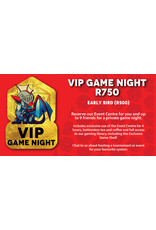 Unseen Shoppe Unseen Builders : VIP Game Night