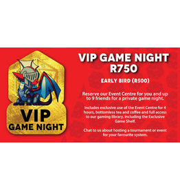 Unseen Shoppe Unseen Builders : VIP Game Night