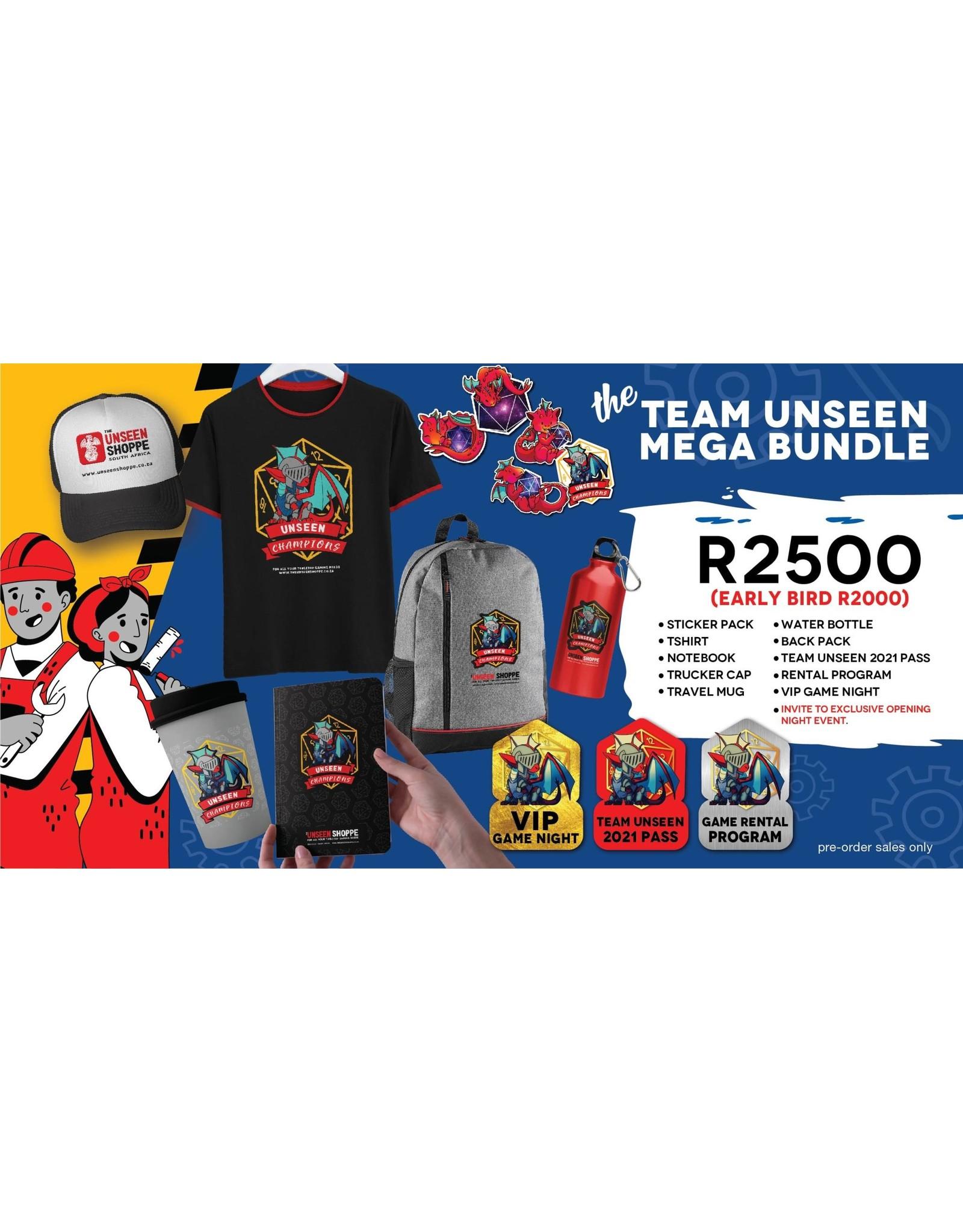 Unseen Shoppe Unseen Builders : Team Unseen Mega Bundle