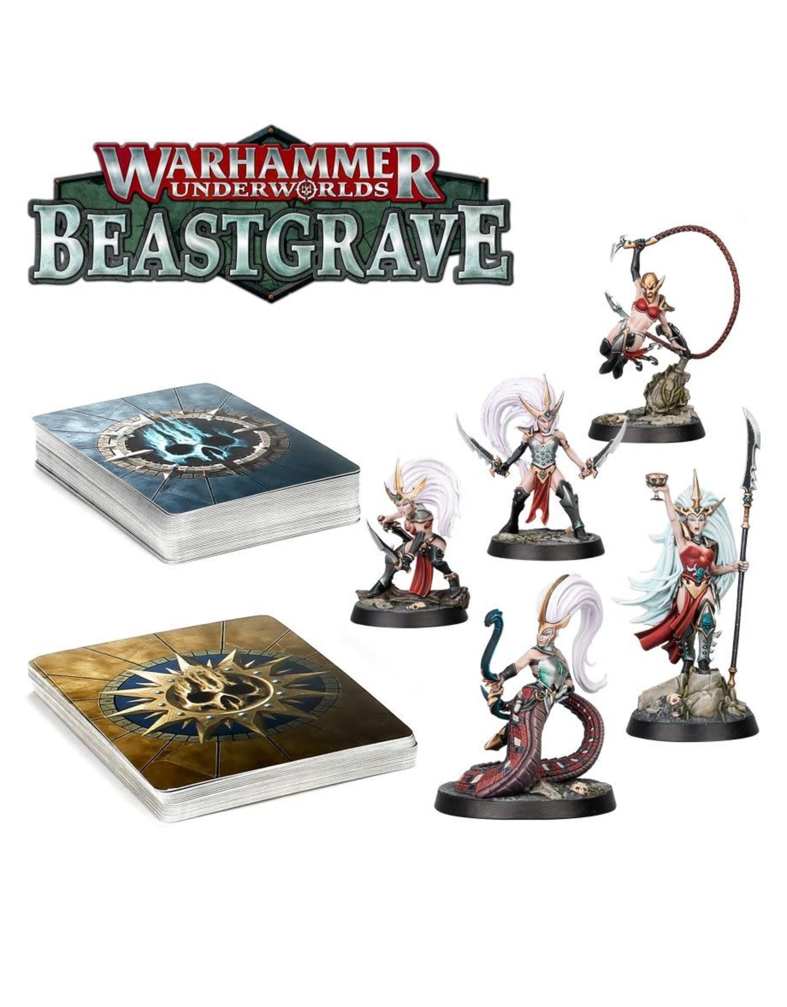 Games-Workshop WARHAMMER UNDERWORLDS: Morgweath's Blade-coven