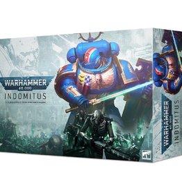 Games-Workshop WARHAMMER 40000: INDOMITUS (ENGLISH)