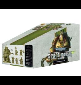 Games-Workshop SPACE MARINE HEROES 3 single