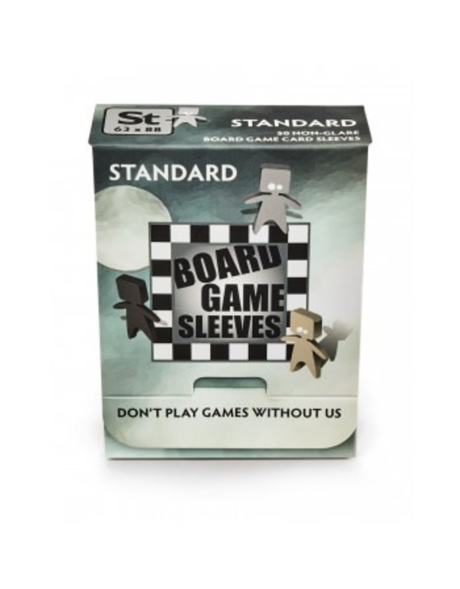 Board Game Sleeves-Non Glare Standard