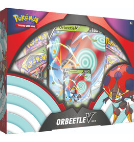 Pokémon Orbeetle V Box
