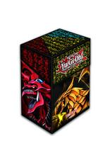 Konami YGO Egyptian Gods Accessories - Deck Box
