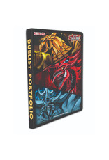 Konami YGO Egyptian Gods Accessories - 9-Pocket Portfolio