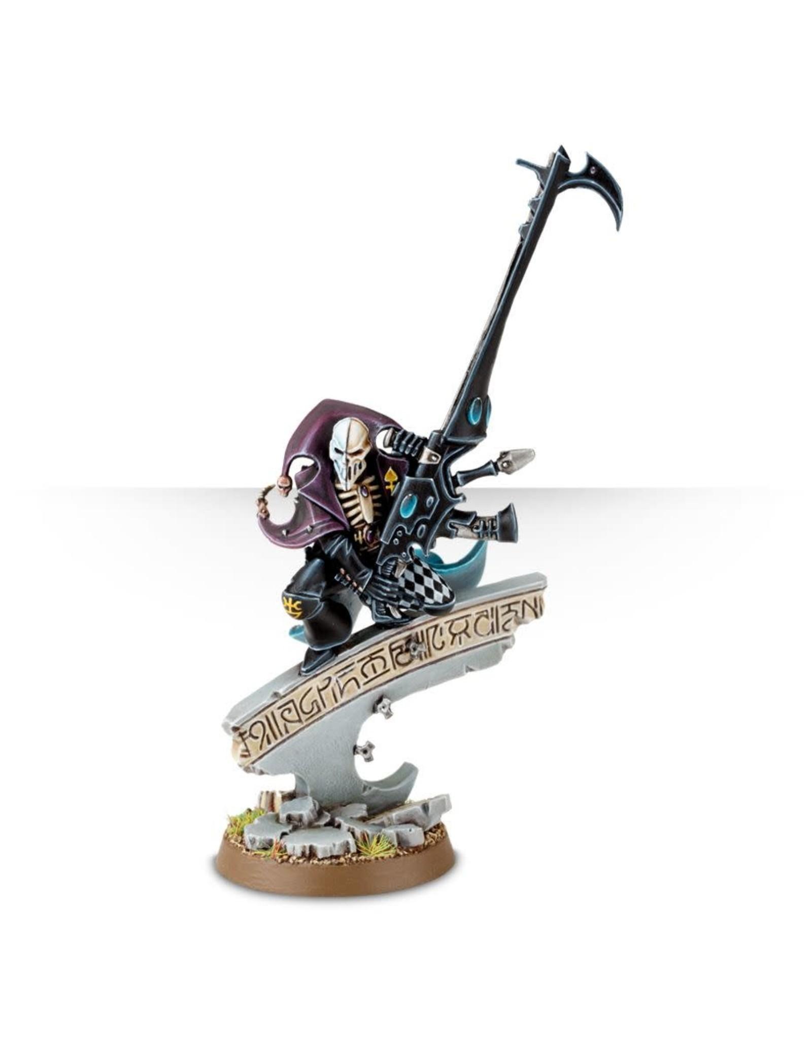 Games-Workshop Harlequin Death Jester