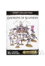 Games-Workshop Start Collecting! Daemons of Slaanesh