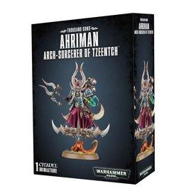 Games-Workshop Ahriman Arch-sorcerer Of Tzeentch