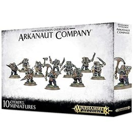 Games-Workshop KHARADRON OVERLORDS ARKANAUT COMPANY