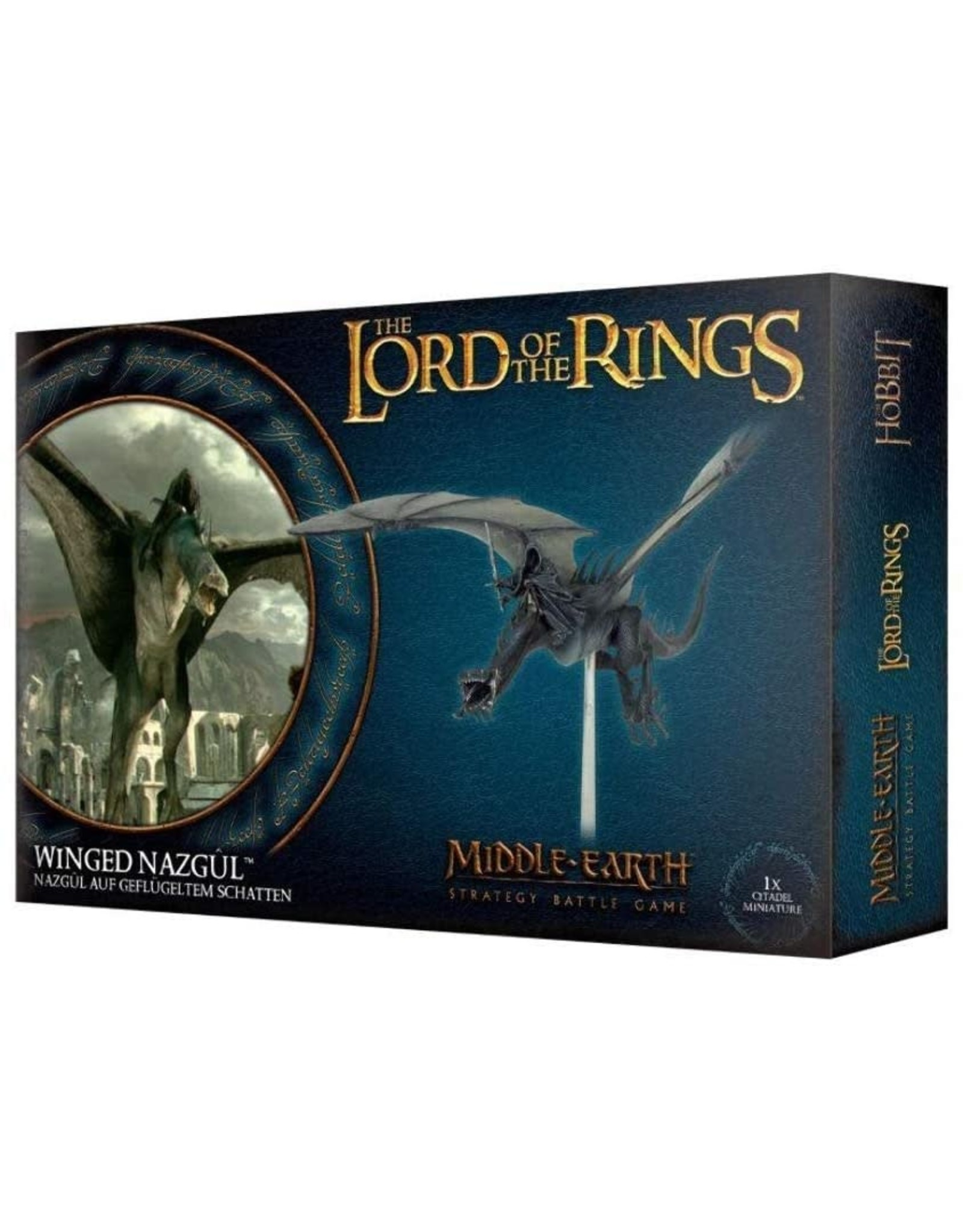Games-Workshop Lord of the Rings: Winged Nazgul