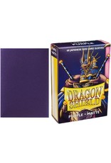 DRAGON SHIELD MINI SLEEVES:  Matte Purple