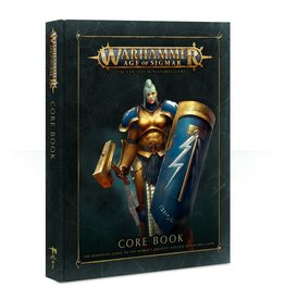Games-Workshop WARHAMMER: AGE OF SIGMAR CORE RULES Rulebook