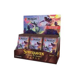 MTG Strixhaven: School of Mages - Set Booster