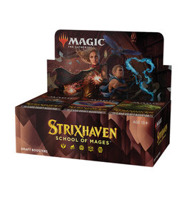 MTG Strixhaven: School of Mages - Draft Booster