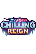 Pokemon Company Pokémon Sword & Shield 6 : Booster Chilling Reign