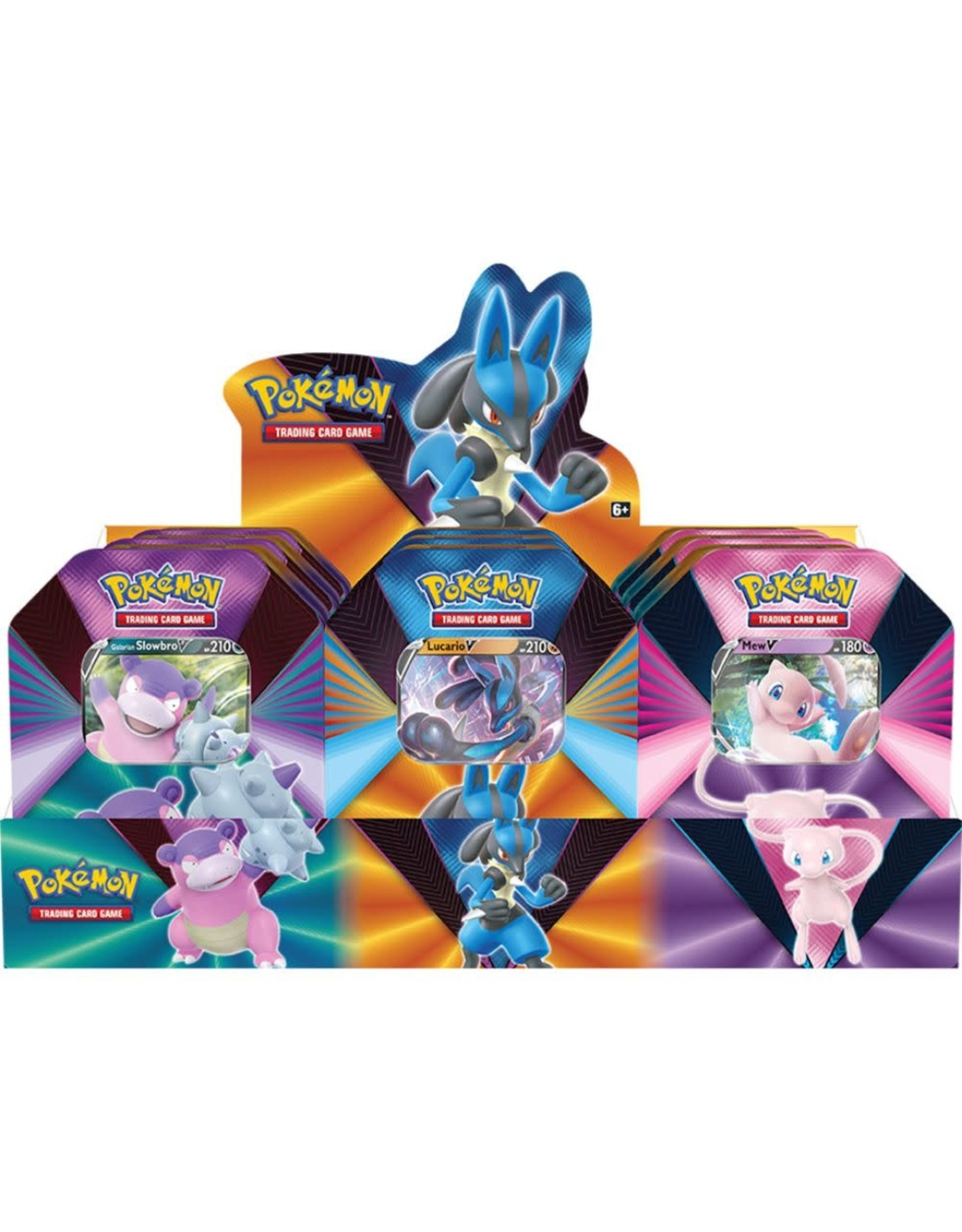 Pokémon TCG: 2021 V Tin