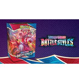 Pokemon Sword & Shield Battle Styles 5 - Build & Battle