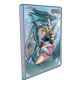YGO Dark Magician Girl the Dragon Knight 9-Pocket Portfolio