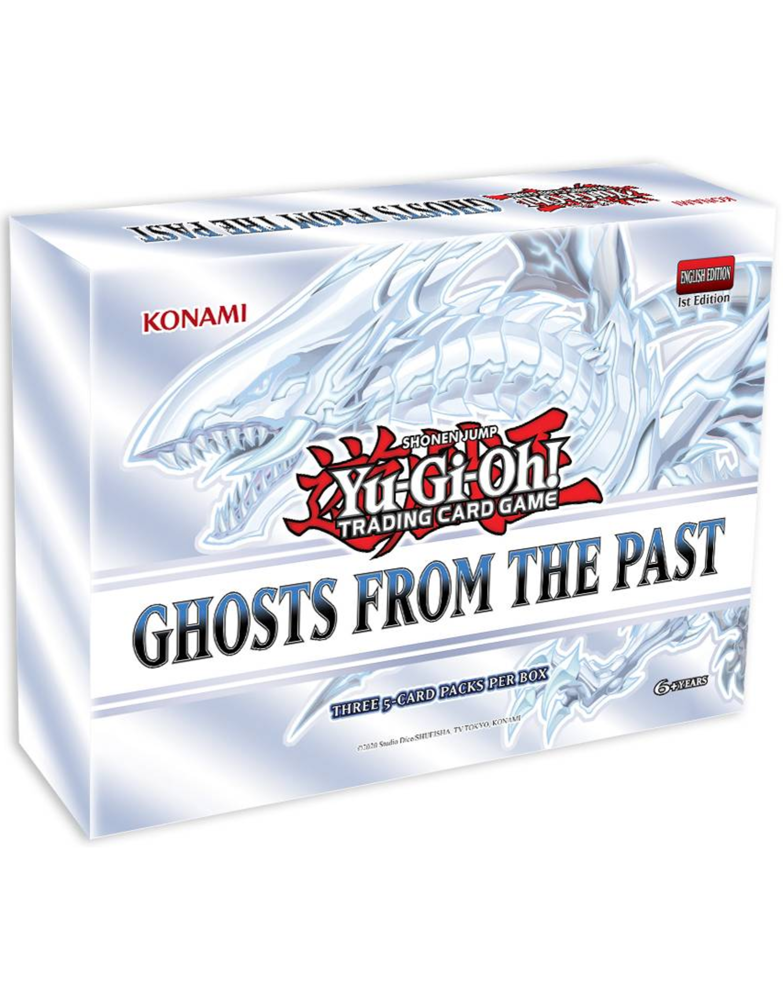 YGO Ghosts From the Past Booster