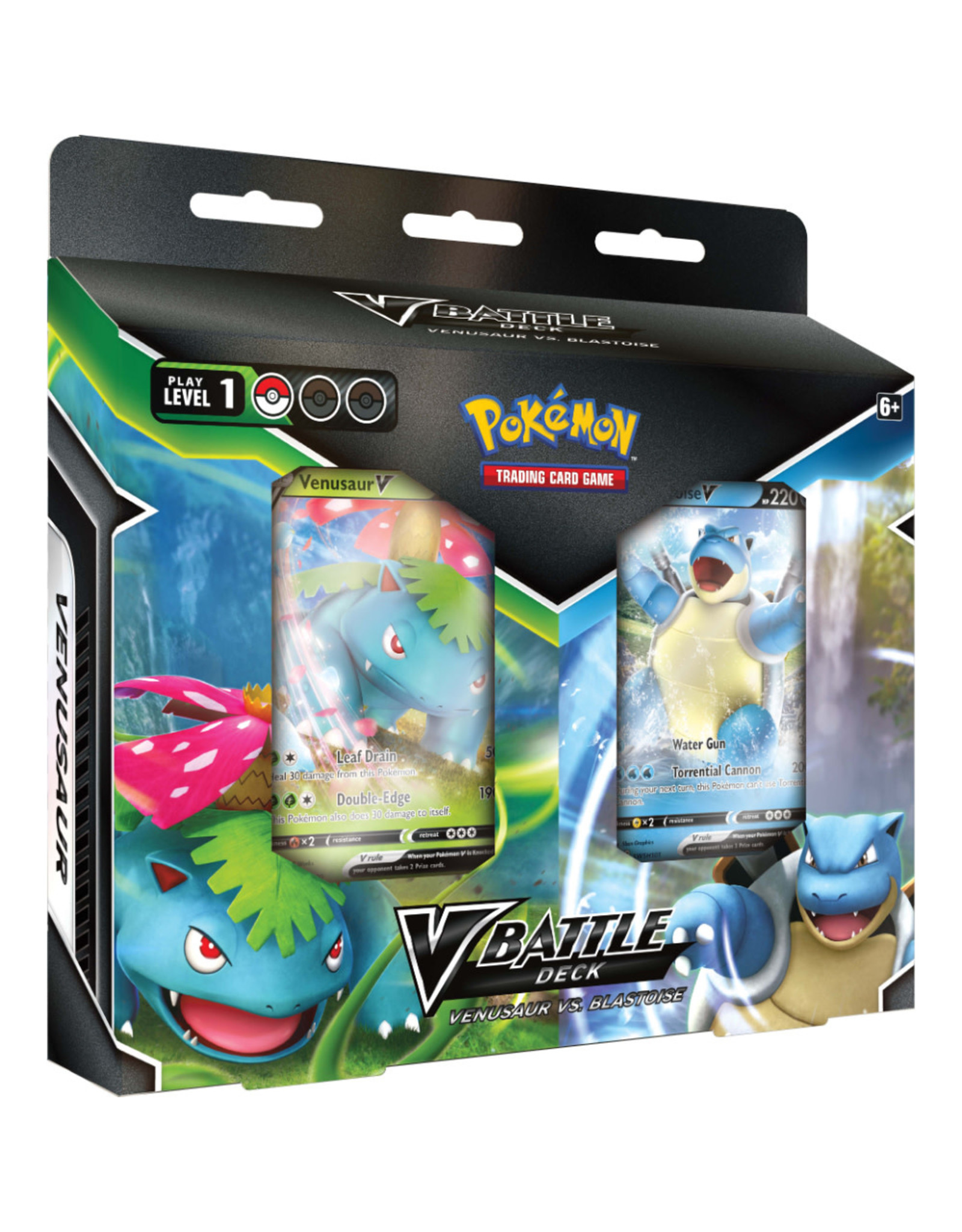Pokemon: V Battle Deck Bundle