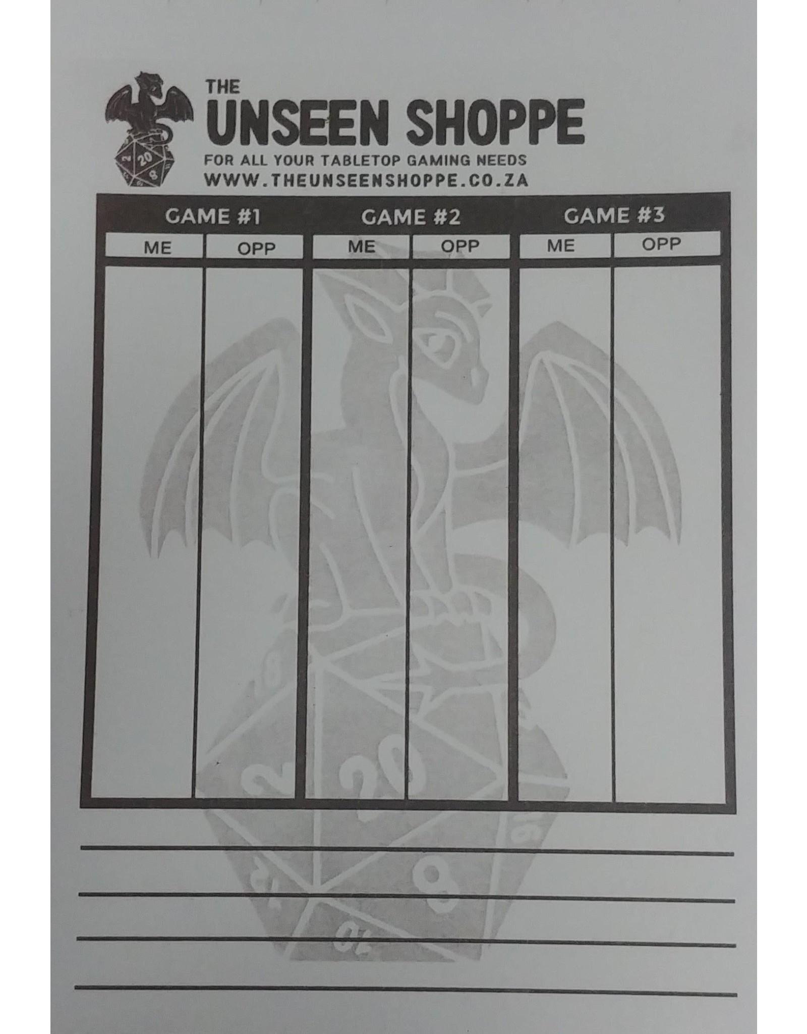 Unseen Shoppe Life Pads