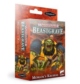Games-Workshop WH Underworlds: Morgok's Krushas(ENG)