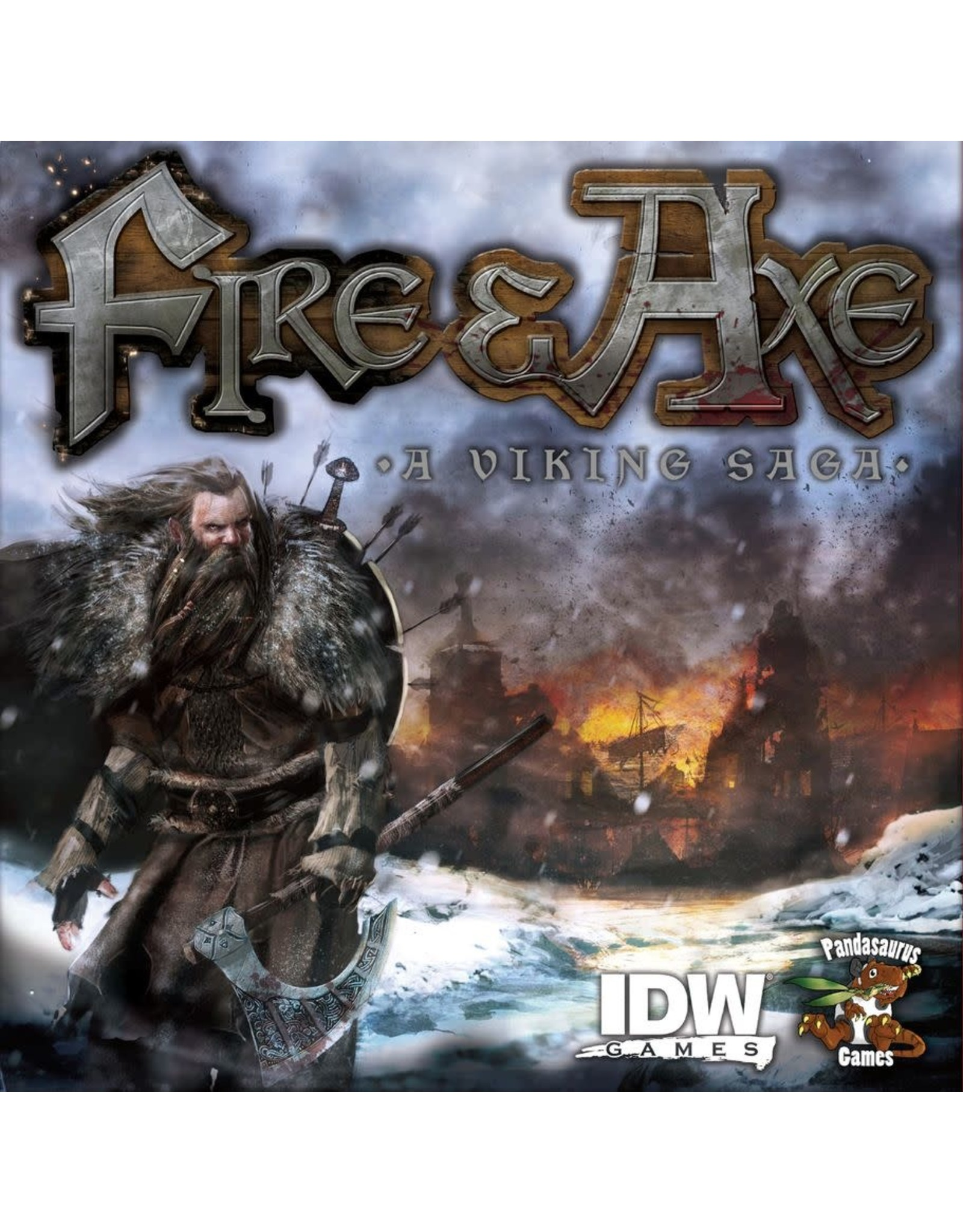 Fire and Axe