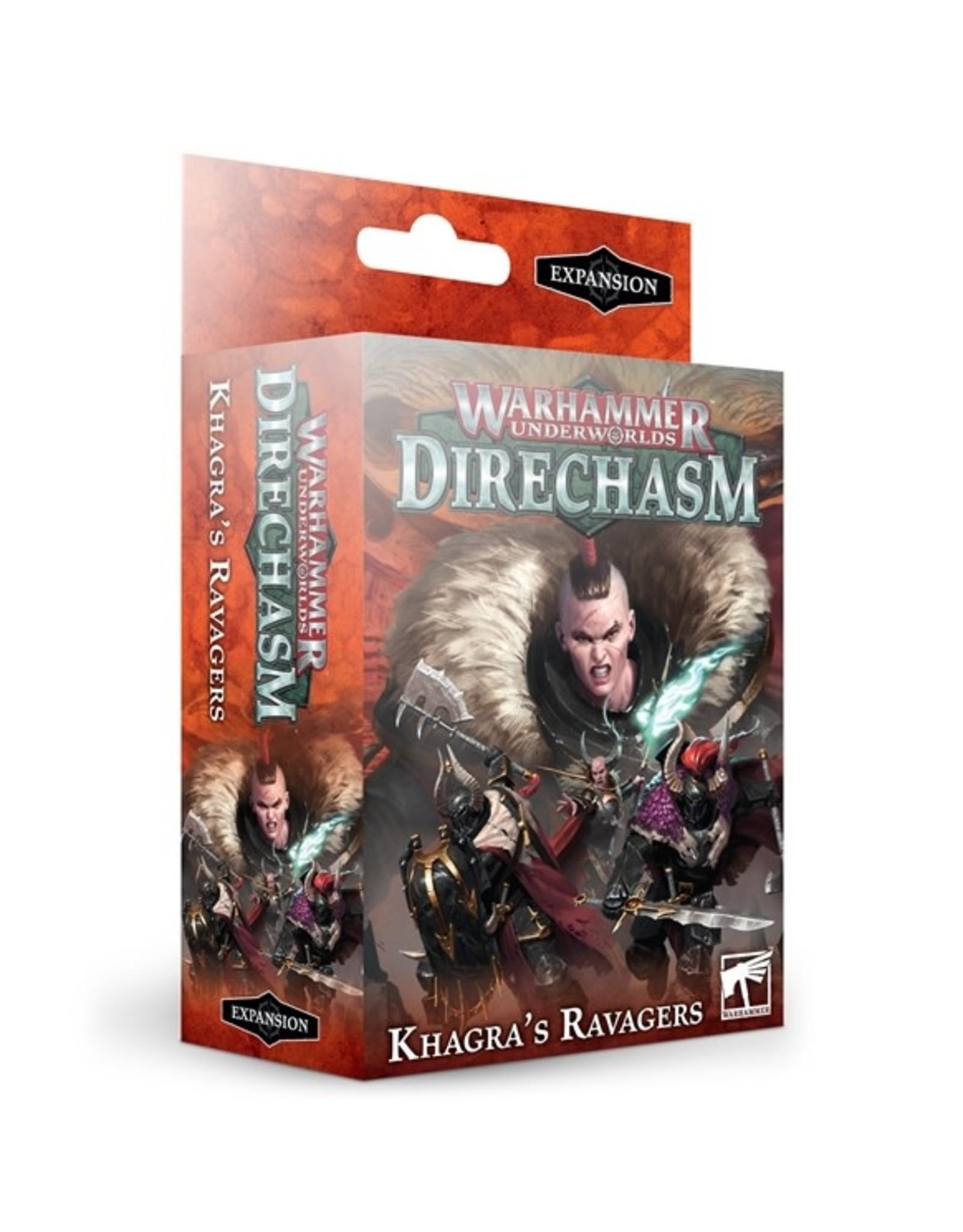 Games-Workshop Underworlds: Khagra's Ravagers (ENG)