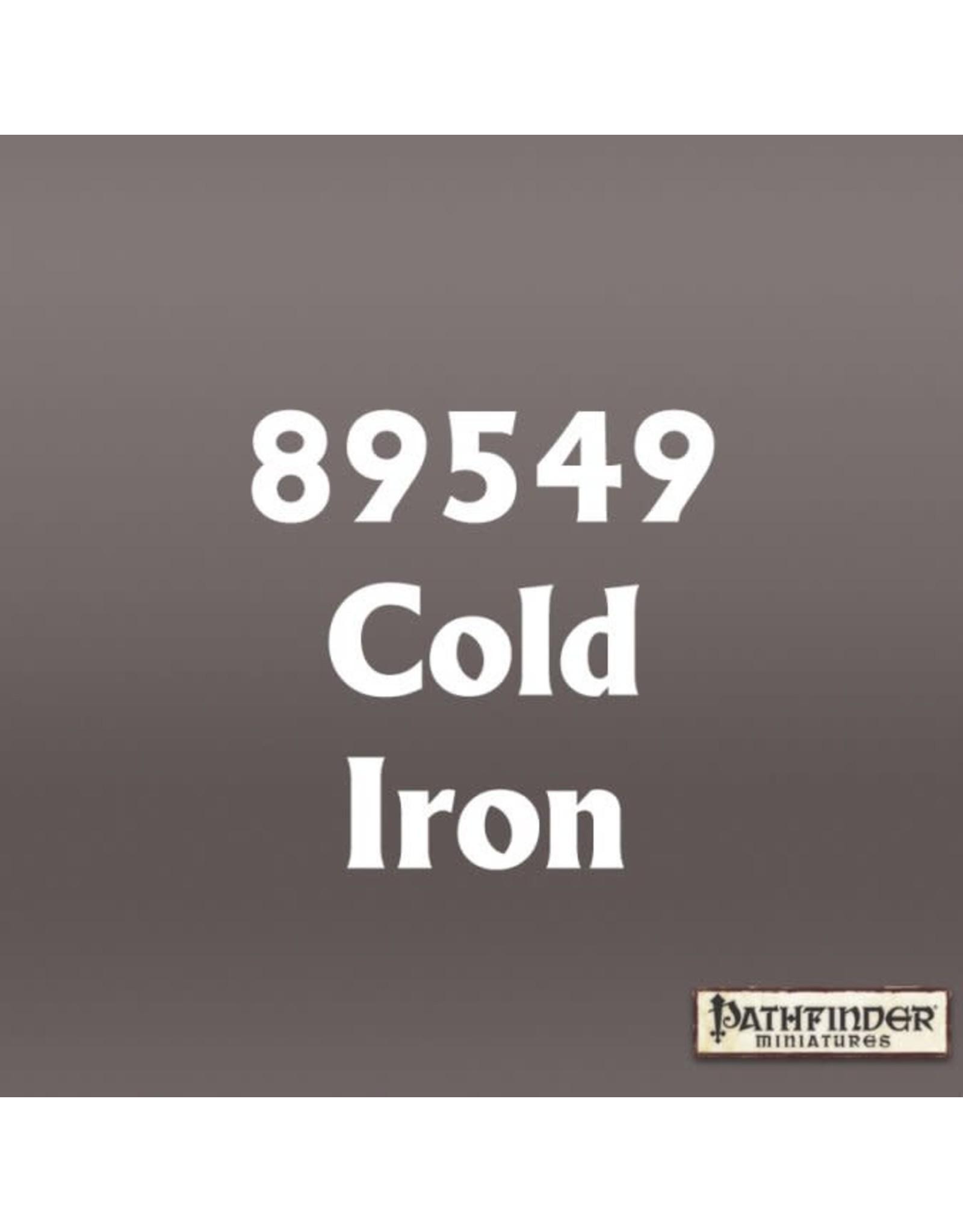 Reaper Mini Reaper Mini - Cold Iron PAINT 89549
