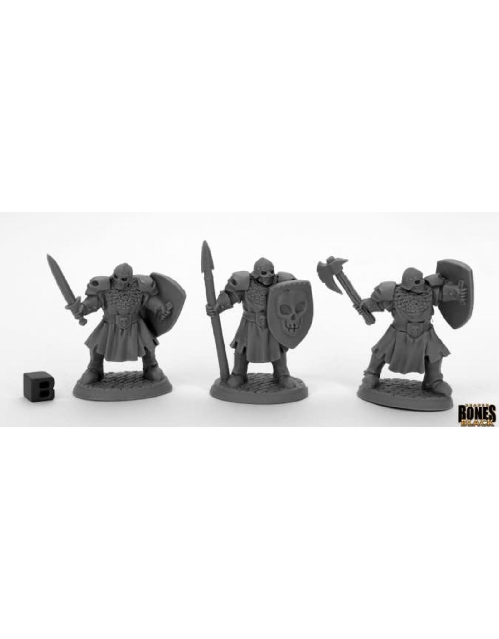 Reaper Mini Maggotcrown men at Arms