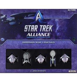 Wiz-Kids Star Trek Alliance Co-op Miniatures Game