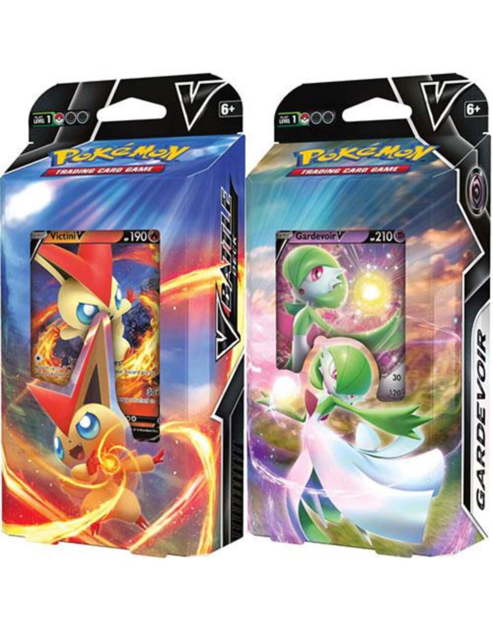 Pokémon May V Battle Deck
