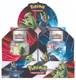 Pokémon: May V Tin