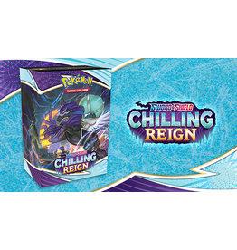Pokemon Company Pokémon Sword & Shield 6: Chilling Reign Build & Battle