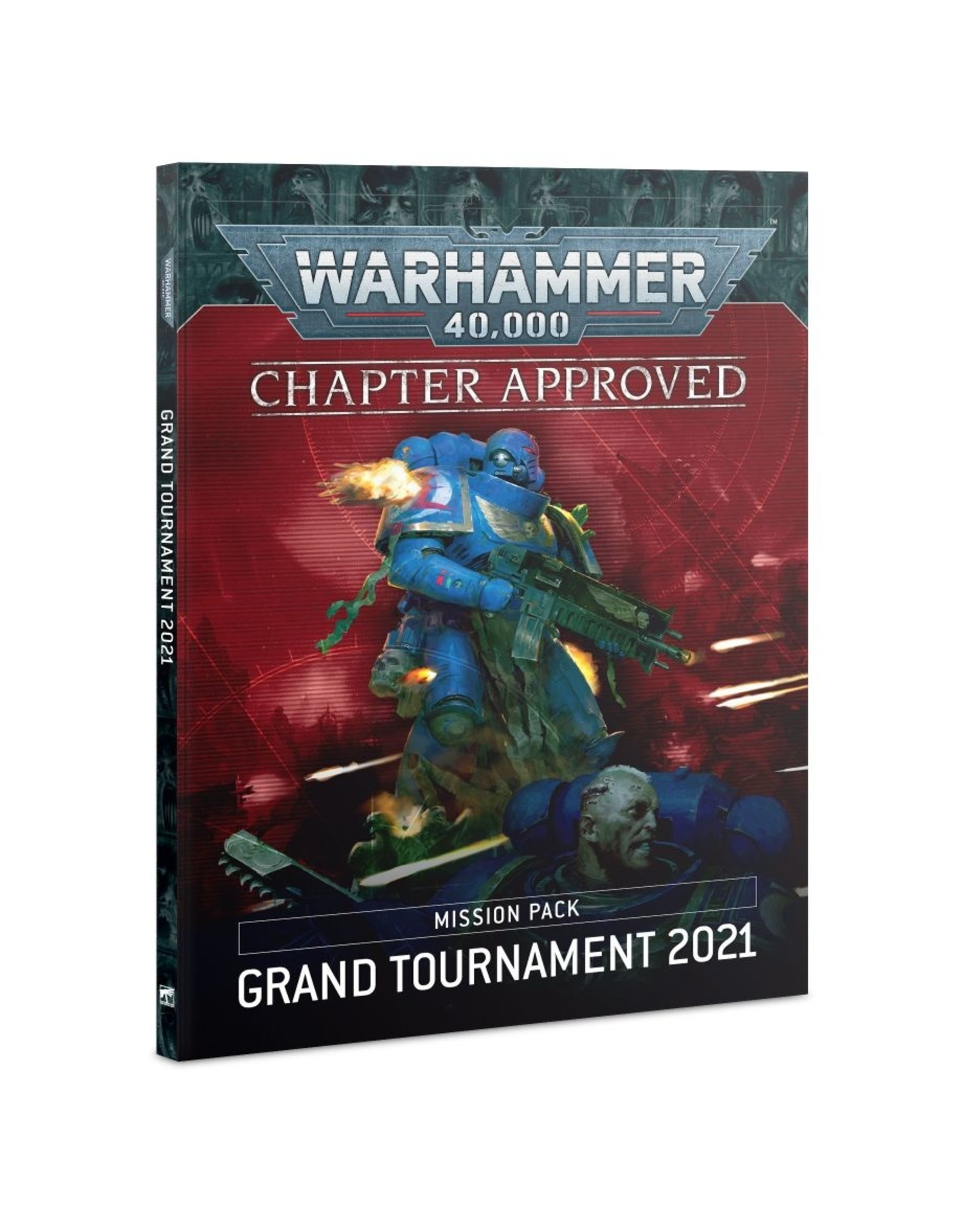 WH40K: GRAND TOURNAMENT 2021 (ENGLISH)