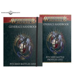 AOS: General's Handbook 2021  (ENGLISH)