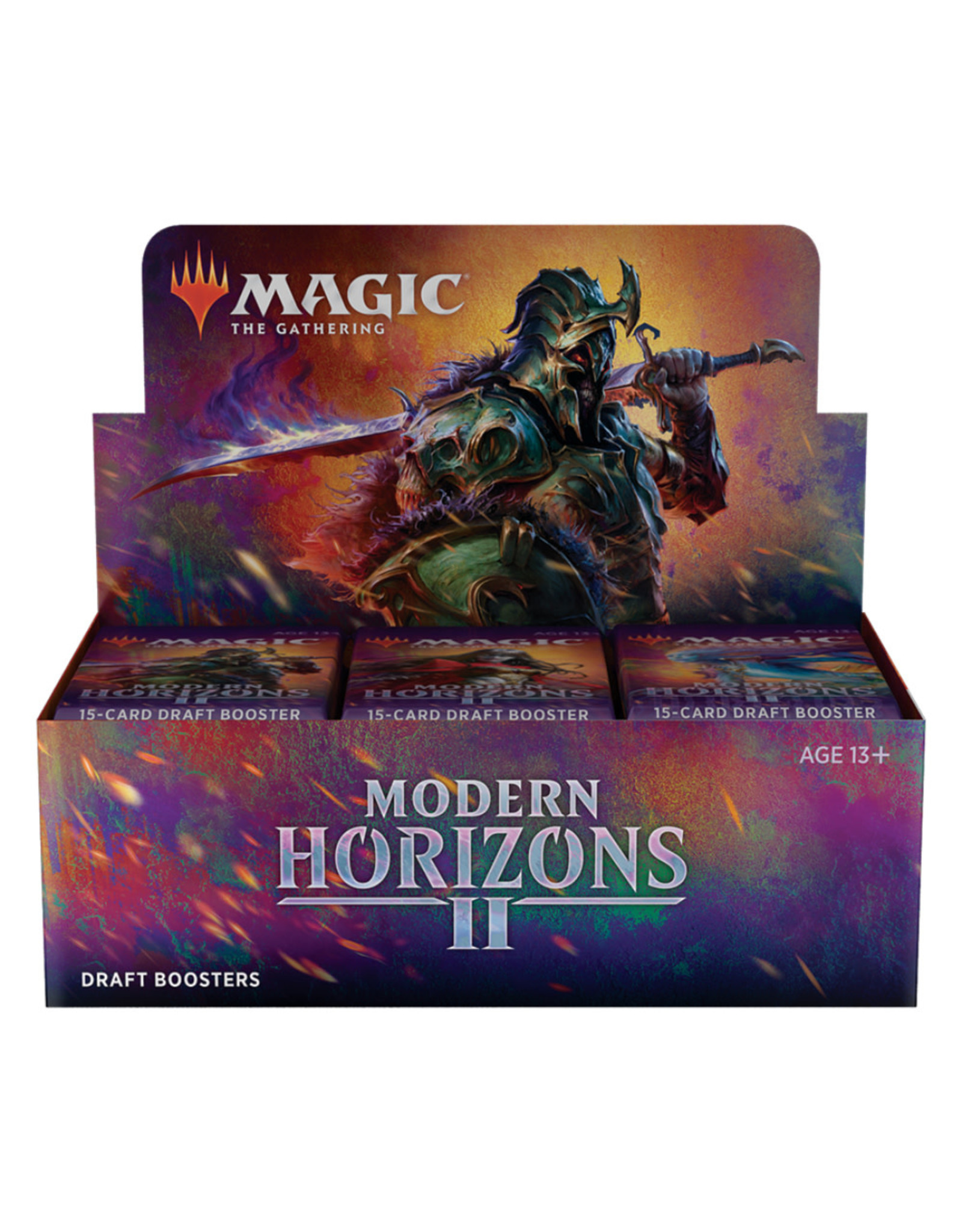 Wizards of the Coast MTG Modern Horizons 2 - Draft Booster