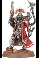 Games-Workshop Adeptus Mechanicus Skitarii Marshal