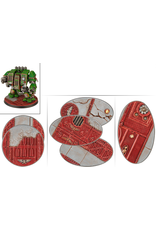 Games-Workshop S/Imperialis: 60mm Rd+75/90mm Oval Bases