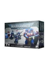 Games-Workshop Space Marines Primaris Intercessors + Paint Set