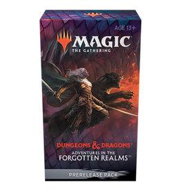 Wizards of the Coast MTG Forgotten Realms - Prerelease Kit