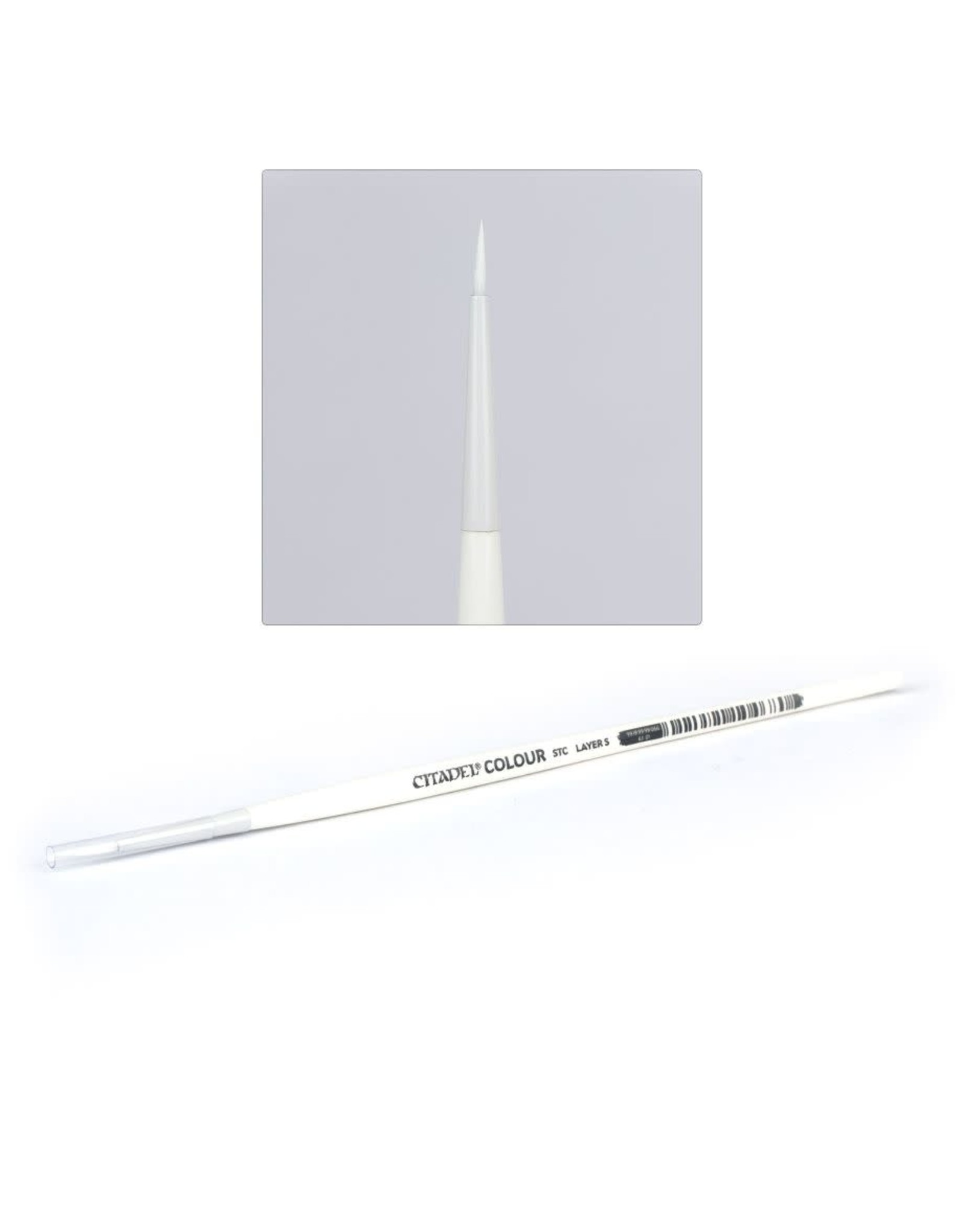 Games-Workshop Synthetic Layer Brush (Small)
