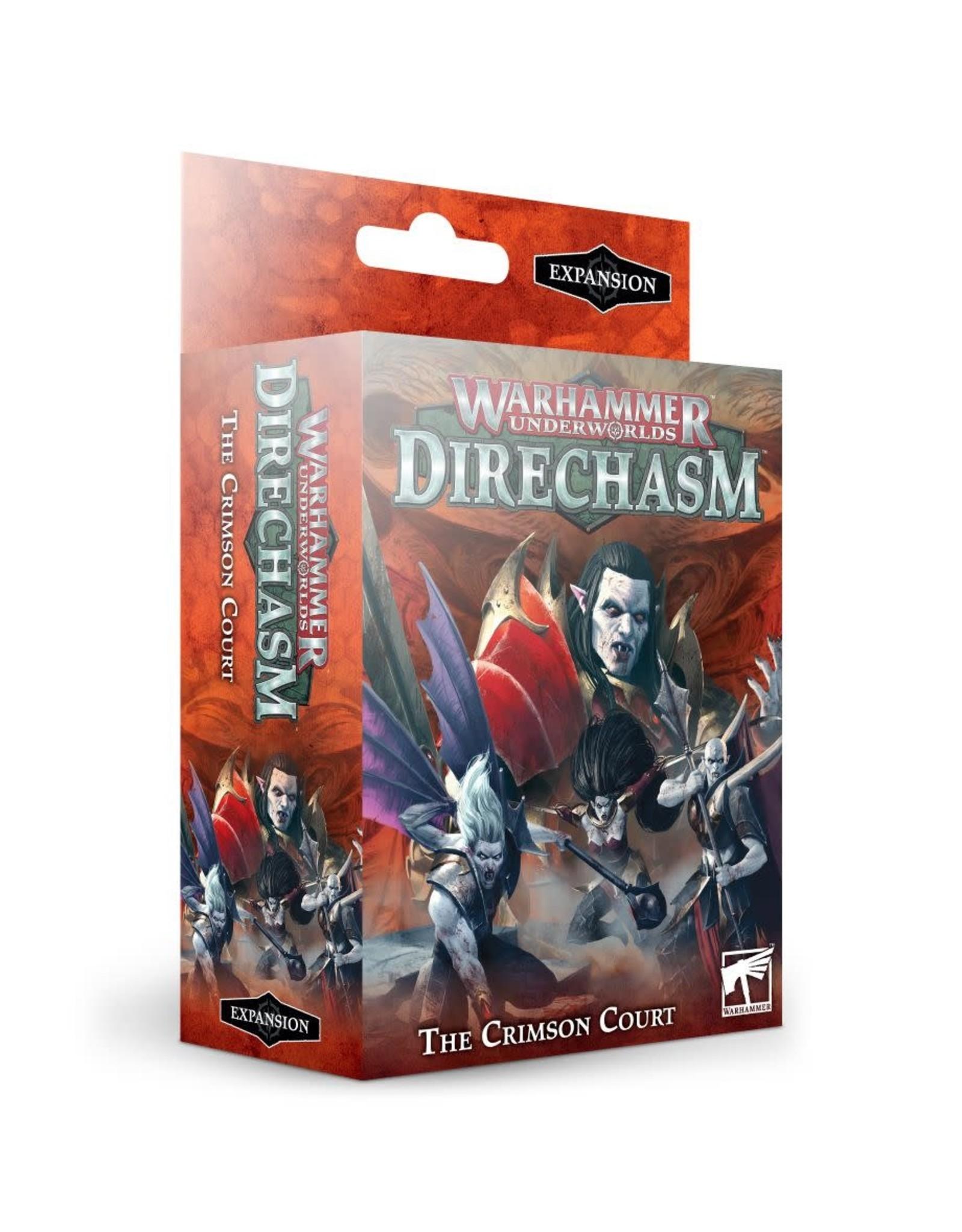 Games-Workshop WH Underworlds: The Crimson Court (ENGLISH)