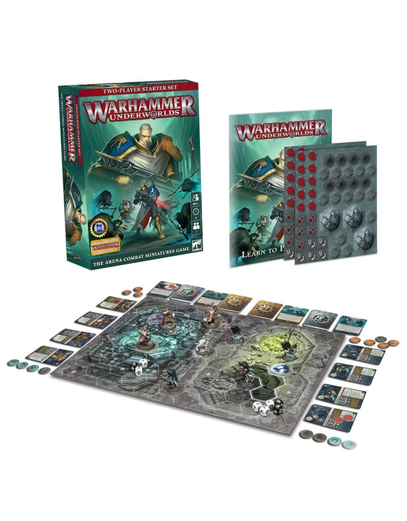 Games-Workshop WH Underworlds: Starter Set (ENGLISH)
