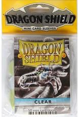 Dragon Shield Mini Sleeves: Clear (50 ct. in bag)