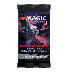 Wizards of the Coast MTG Forgotten Realms - Draft Booster