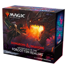 Wizards of the Coast MTG Forgotten Realms - Bundle
