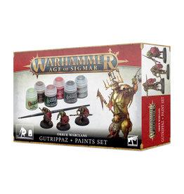 Games-Workshop AOS ORRUKS + PAINT SET