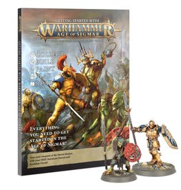 Games-Workshop GETTING STARTED WITH AGE OF SIGMAR (3.0)